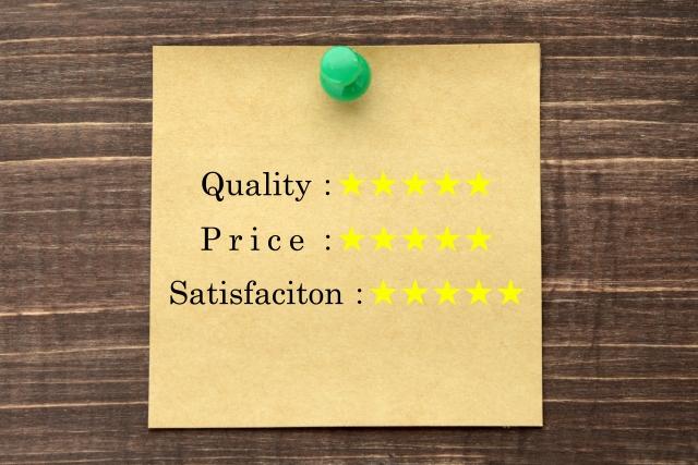 ズバット車買取比較と他の一括査定を比較