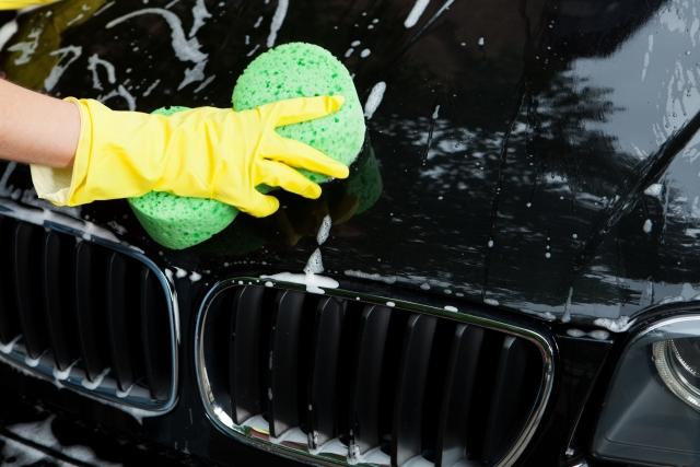 車下取り時の掃除