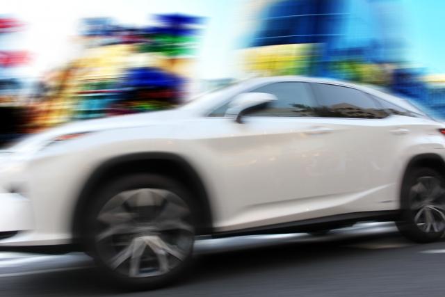 スピード違反と罰金