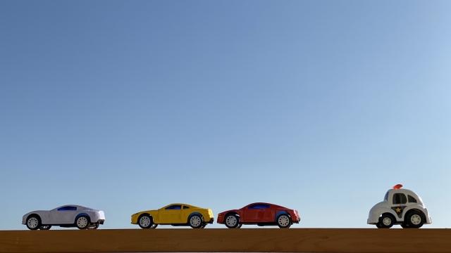 車間距離と法律